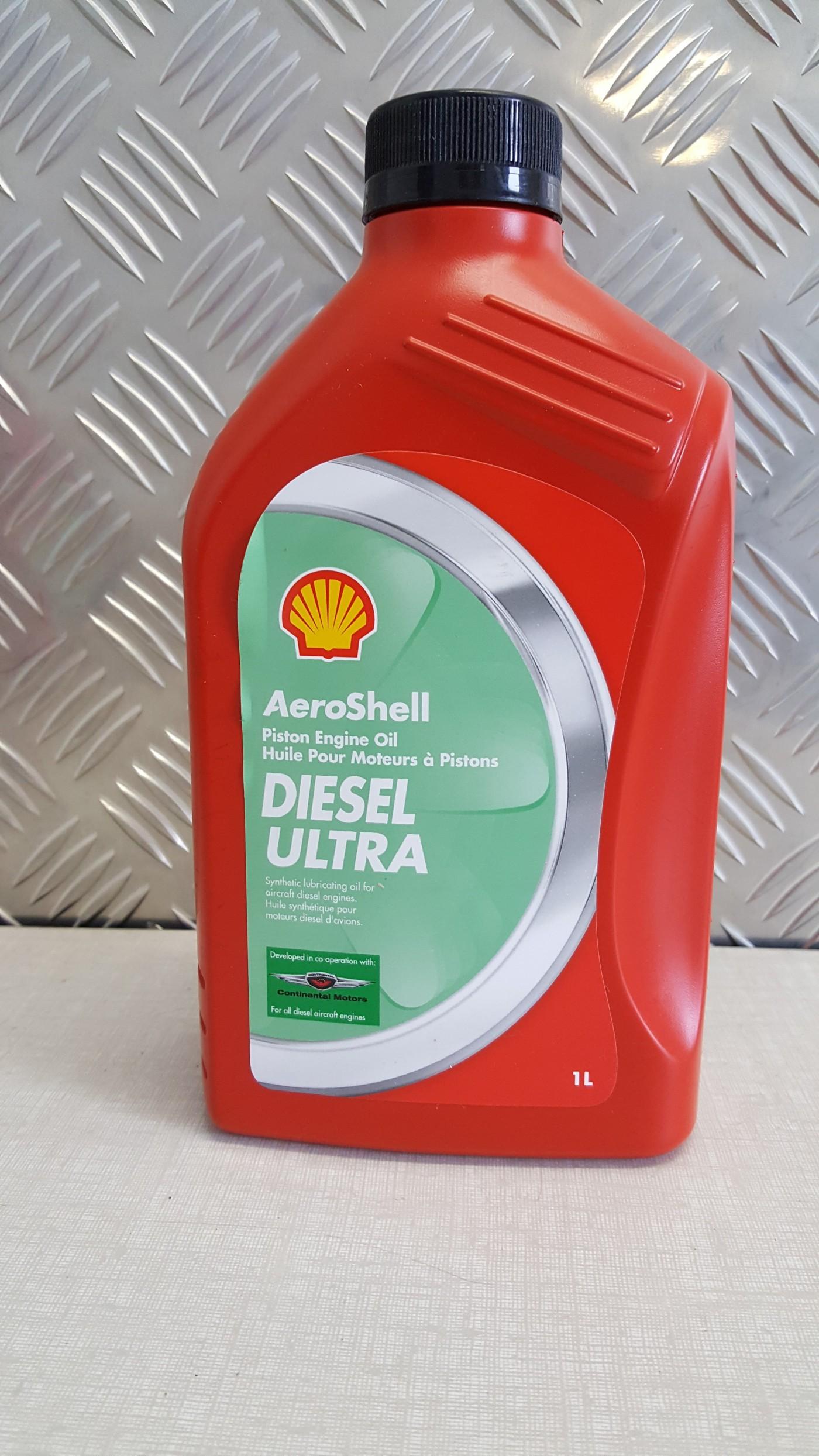 Aeroshell Diesel Ultra 1