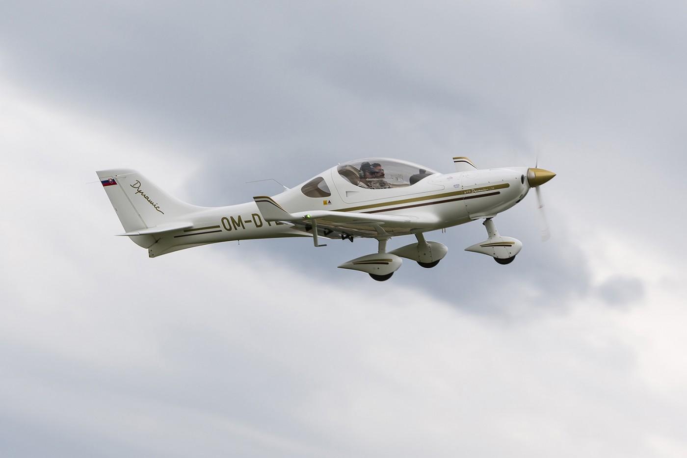 Aerospool Dynamic WT9 EASA LSA – Cycloon Holland