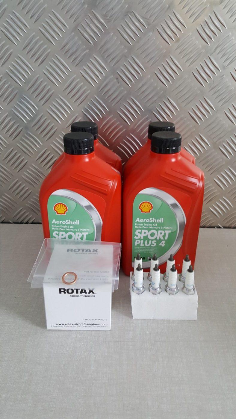 100 uurs pakket Rotax 912UL(S) 1